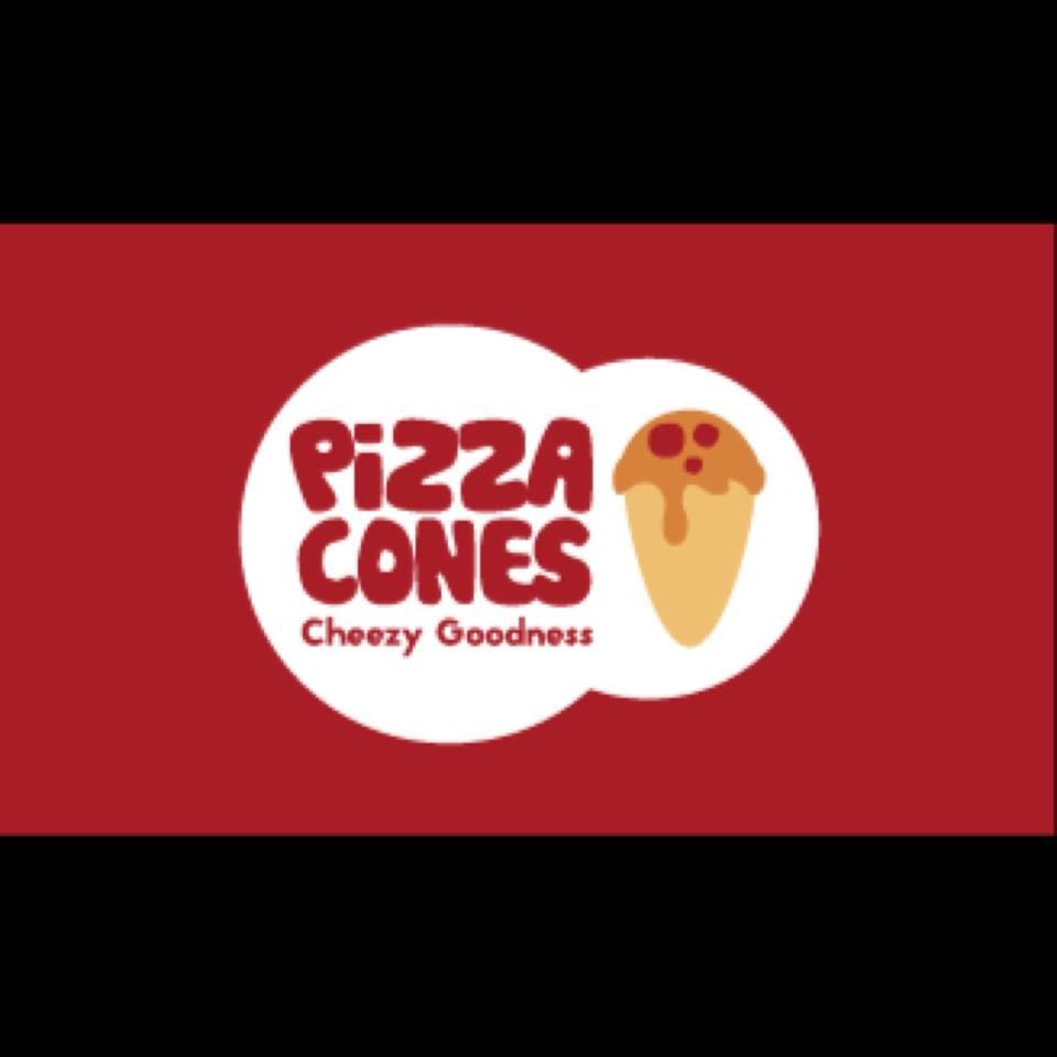 PIZZA CONES
