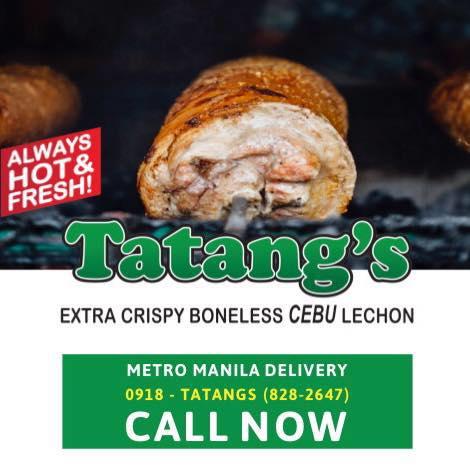 Tatang's Boneless Lechon