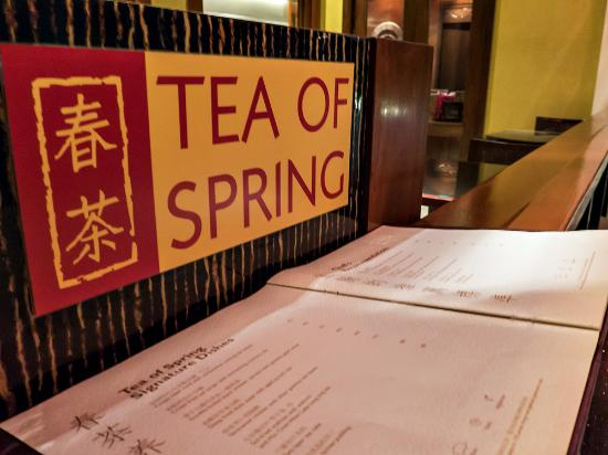 TEA OF SPRING