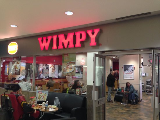 WIMPY'S FOOD PALACE