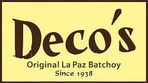 DECO'S ORIG LA PAZ BATCHOY