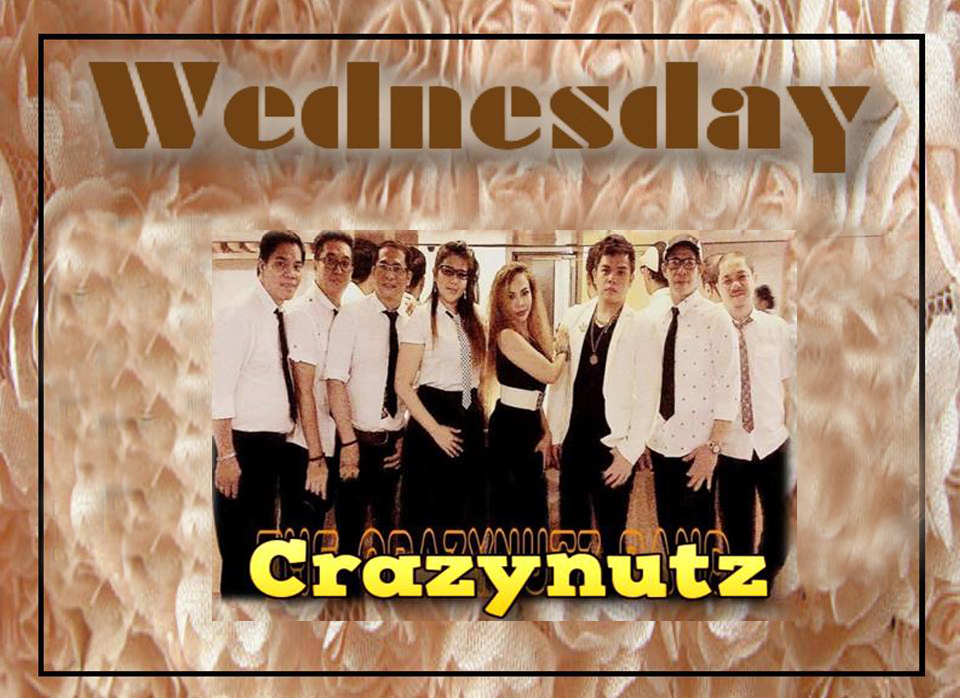 CRAZYNUTZ AT OFF THE GRILL BAR AND RESTAURANT