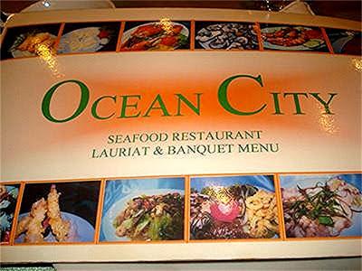 OCEAN CITY SEAFOOD & RESTAURANT INC