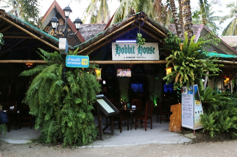 BORACAY HOBBIT HOUSE RESTAURANT