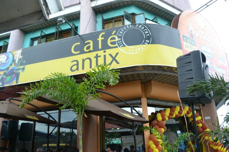 CAFE ANTIX RESTAURANT