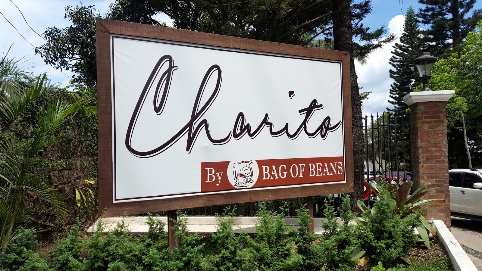 CHARITO BY BAG OF BEANS
