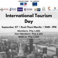 INTERNATIONAL TOURISM DAY FORUM