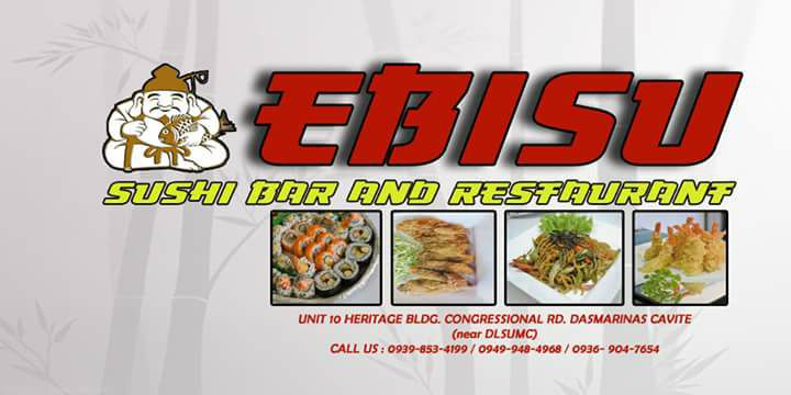 EBISU SUSHI BAR AND RESTAURANT