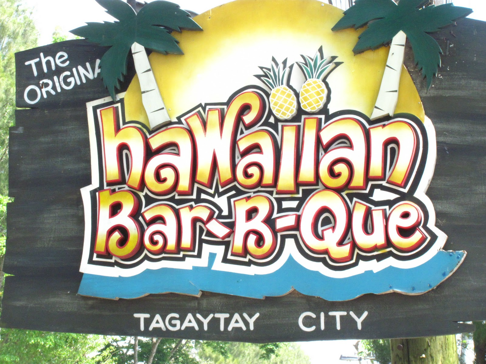 HAWAIIAN BAR-B-QUE