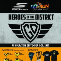 Heroes Of The District Race!