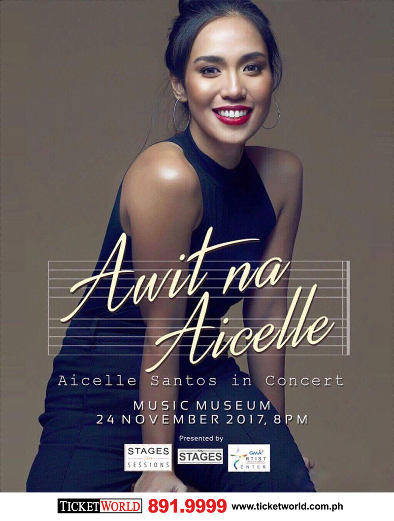Awit na Aicelle Aicelle Santos in Concert