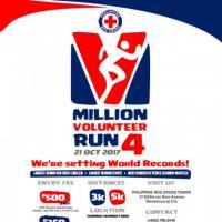Million Volunteer RUN 4
