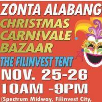 Zonta Alabang Christmas Carnivale Bazaar