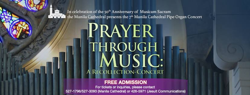 Prayer Through Music: A Recollection-Concert