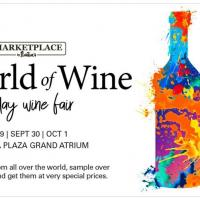 The World of Wine (3-Day Wine Fair)