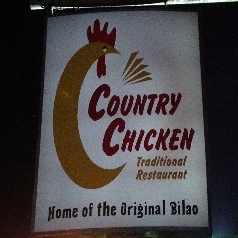 COUNTRY CHICKEN RESTAURANT