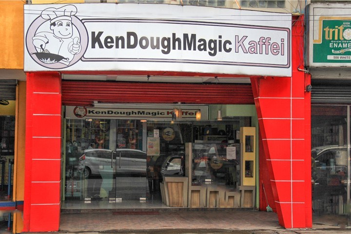 KEN DOUGH MAGIC KAFFEI