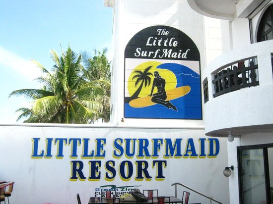 THE LITTLE SURFMAID RESORT