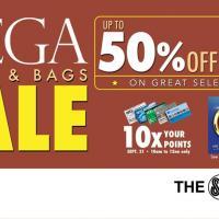 Mega Shoes & Bags Sale