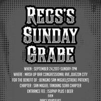 REG'S SUNDAY GRABE AT MASH-UP RESTO BAR