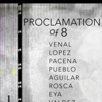 Proclamation of 8