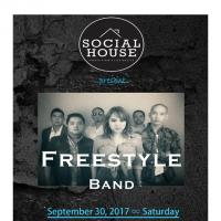 FREESTYLE AT SOCIAL HOUSE