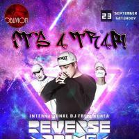 DJ REVERSE PRIME AT OBLIVION BAR & LOUNGE