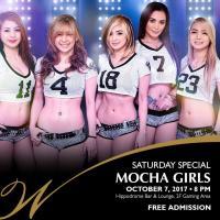 MOCHA GIRLS AT HIPPODROME BAR & LOUNGE