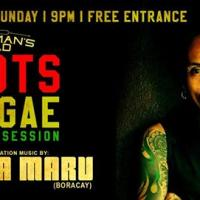 ROOTS REGGAE ACOUSTIC SESSION AT THE WOODMAN'S HEAD