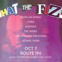 Alternatrip Presents: What the Fuzz AT ROUTE 196 BAR