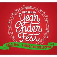 Red Ninja Year Ender Fest AT B-SIDE