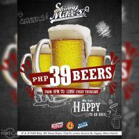 Happy Hour at Skinny Mike's