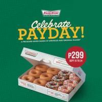 Krispy Kreme Mixed Dozen for P299