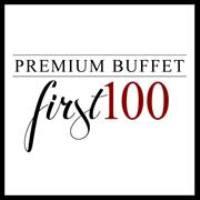 FIRST 100 PREMIUM BUFFET