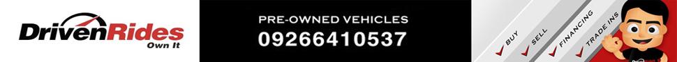 DRIVEN RIDE #976