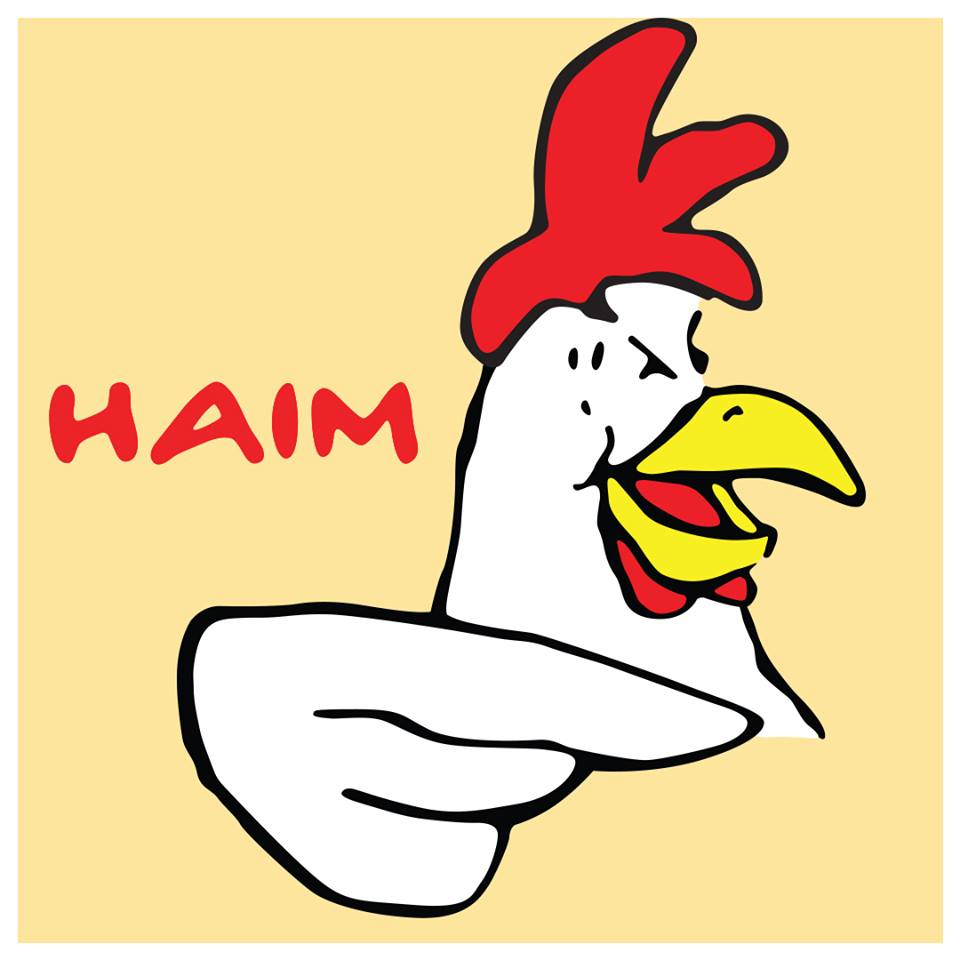 HAIM CHICKEN INATO