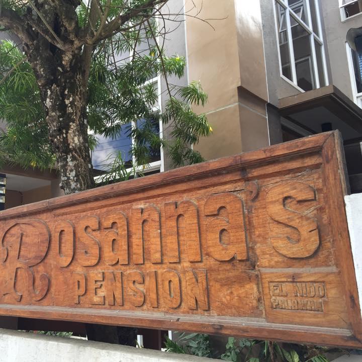 ROSANNA'S PENSION