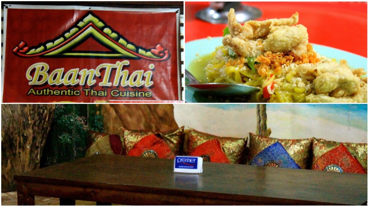 BAAN THAI AUTHENTIC THAI CUISINE