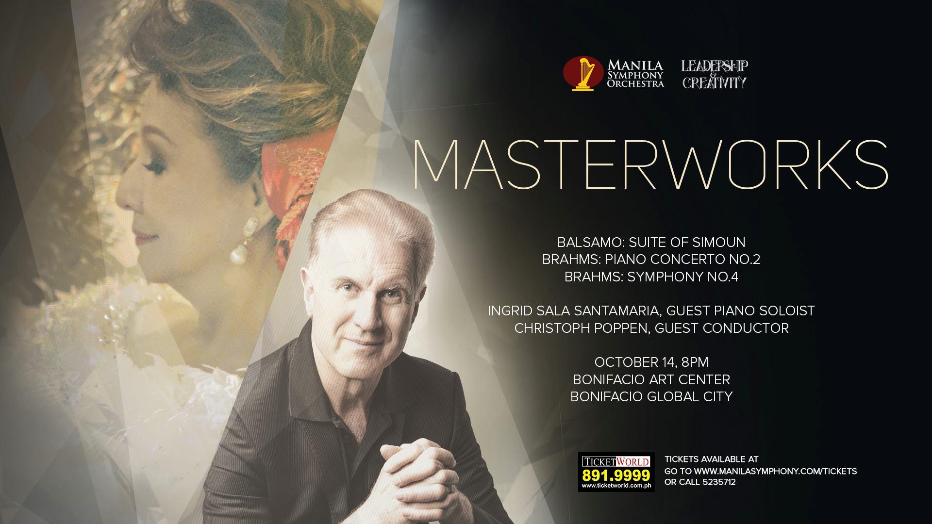 Season Concert #3: Masterworks (BGC)
