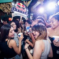 College DJs Enjoy Crash Course in Spinning at Red Bull 3Style U