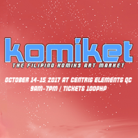 Ready, Get Set, Let's Go To Komiket!