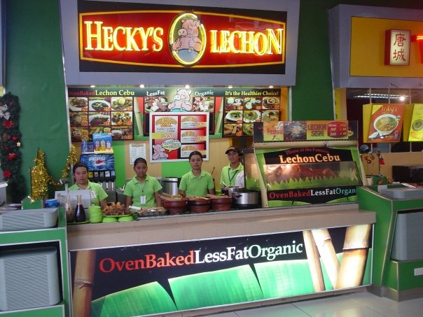 HECKY'S LECHON