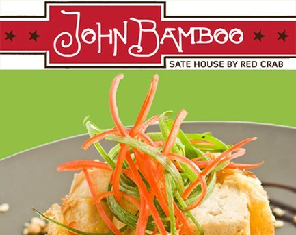 JOHN BAMBOO SATE HOUSE BY RED CRAB