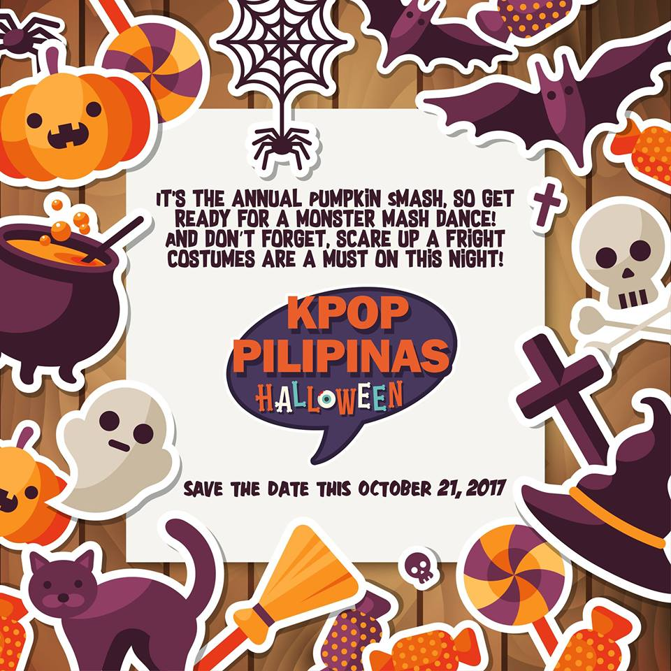 KPop Pilipinas: Halloween Edition 2017