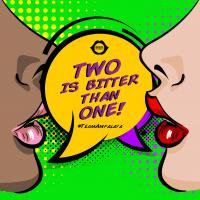 Ampalaya Monologues Celebrates 2nd Anniversary With 'Two Is Bitter Than One' On October 14