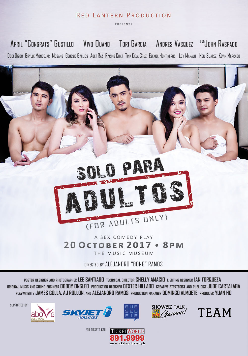 Solo Para ADULTOS (For Adults Only)