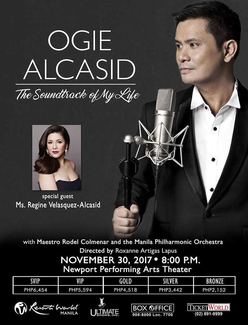 OGIE ALCASID The Soundtrack of My Life
