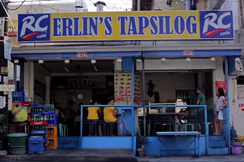 ERLIN'S TAPSILOG