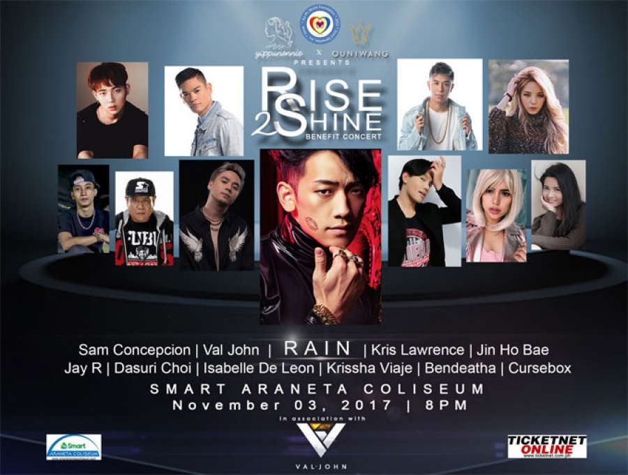 Rise 2 Shine Benefit Concert