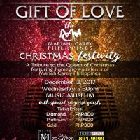 Gift Of Love The Mariah Carey Philippines Christmas Festivity